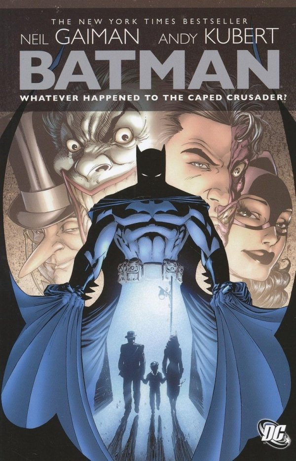 BATMAN WHATEVER HAPPENED TO THE CAPED CRUSADER SC *