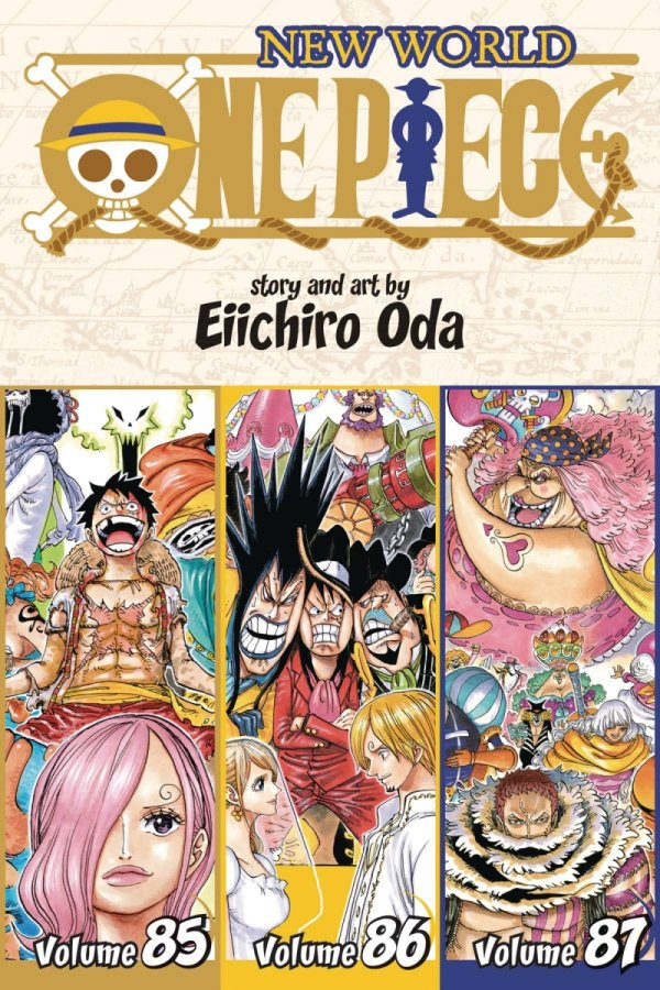 ONE PIECE 3IN1 VOL 29 SC **