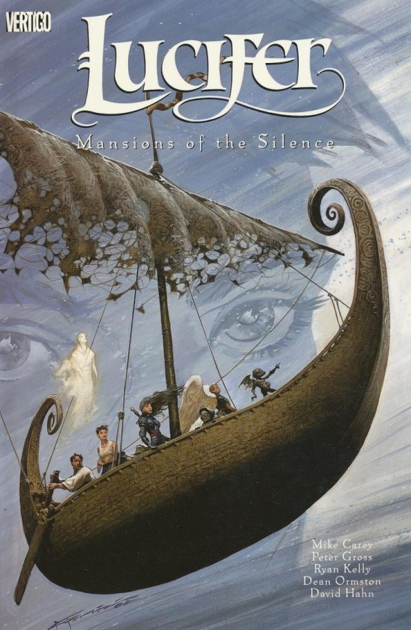 LUCIFER VOL 06 MANSIONS OF THE SILENCE SC (NEW EDITION)