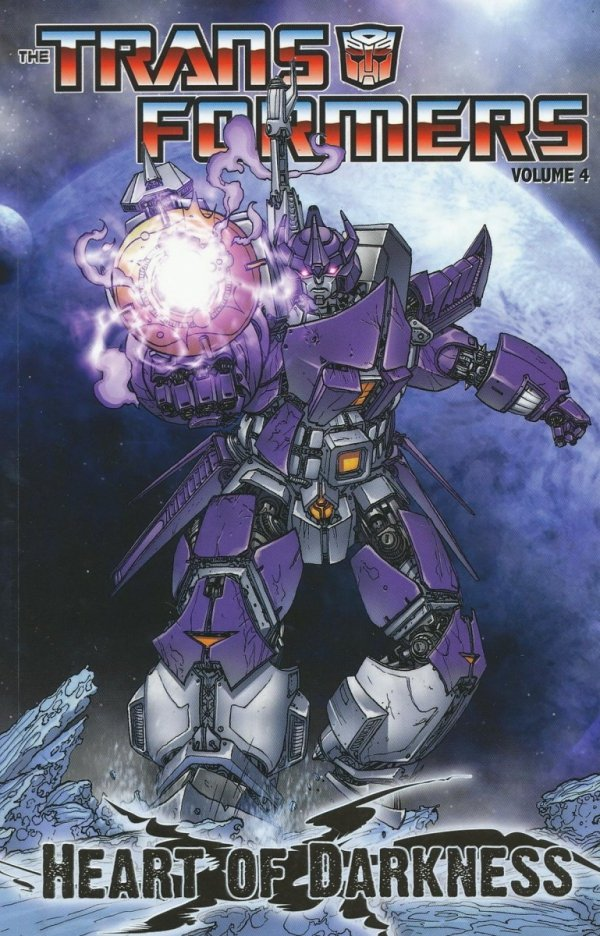 TRANSFORMERS ONGOING TP VOL 04