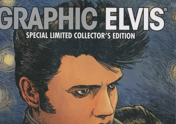GRAPHIC ELVIS SPECIAL LIMITED COLLECTORS EDITION HC (BOX)