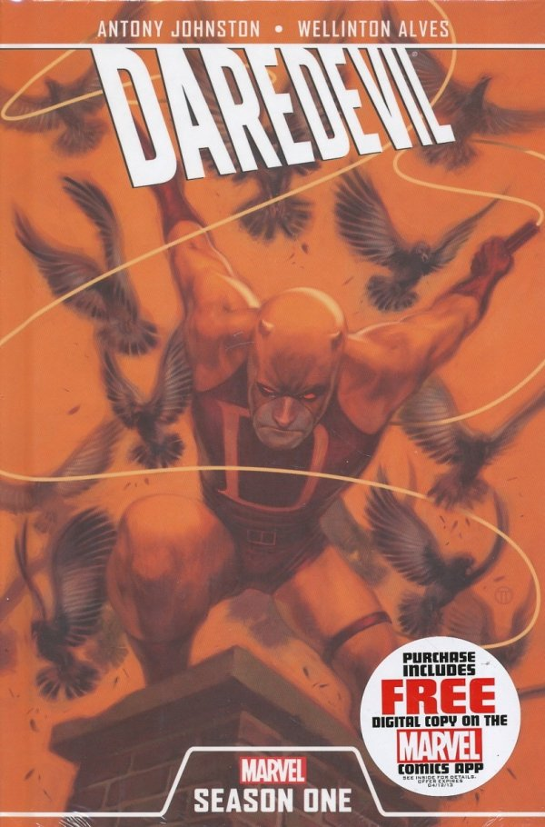 DAREDEVIL SEASON ONE HC