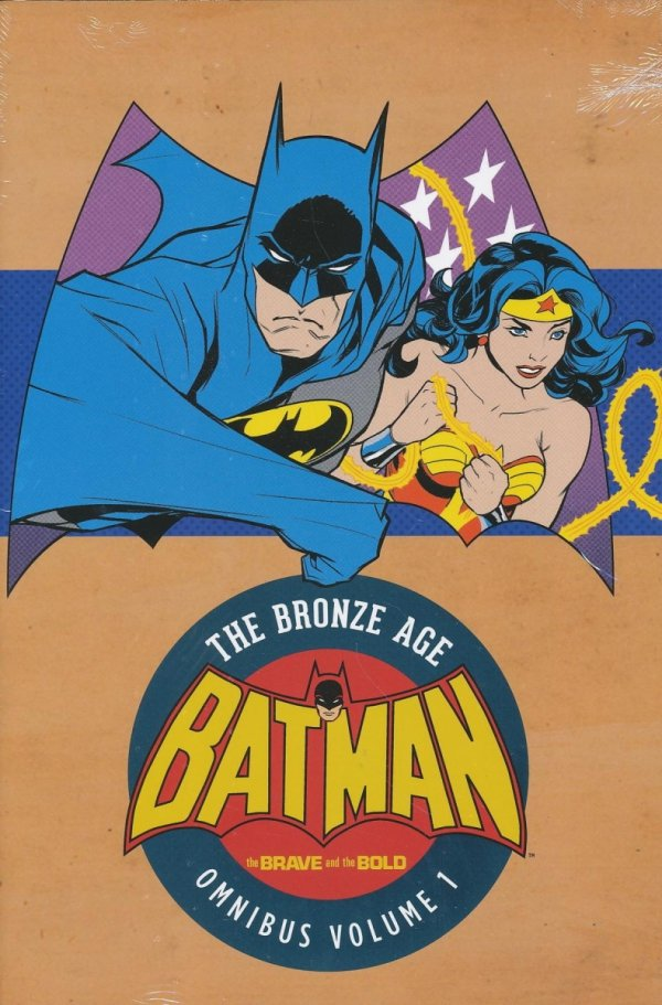 BRAVE AND THE BOLD THE BRONZE AGE OMNIBUS VOL 01 HC