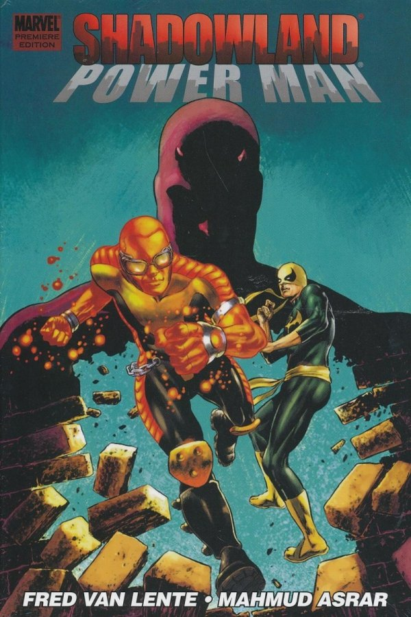 SHADOWLAND POWER MAN HC