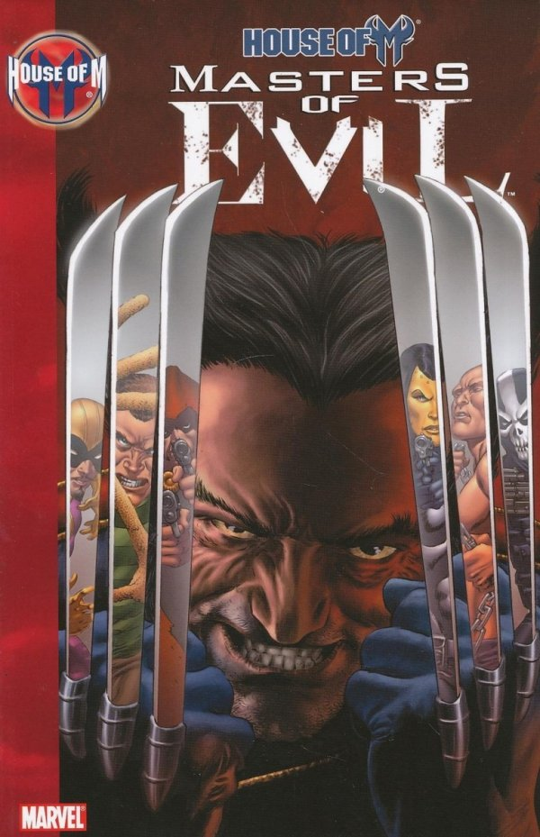 HOUSE OF M TP MASTERS OF EVIL