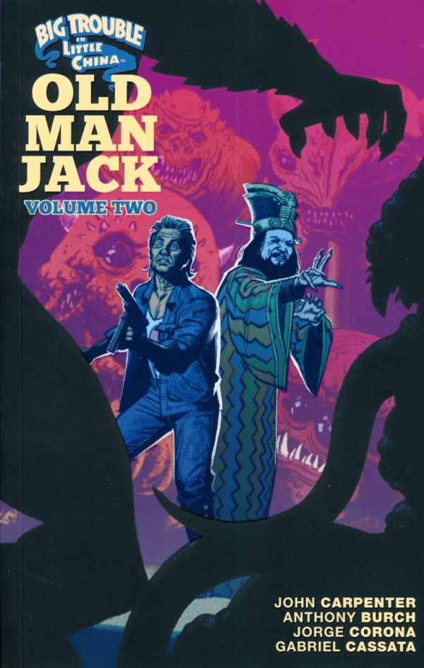 BIG TROUBLE IN LITTLE CHINA OLD MAN JACK VOL 02 SC