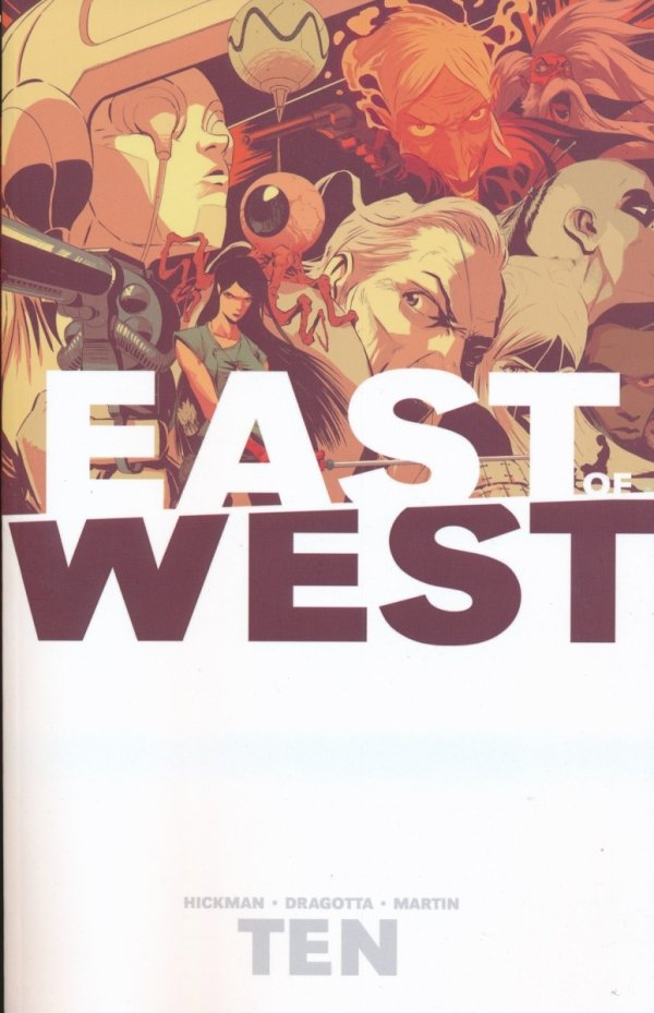 EAST OF WEST VOL 10 SC *