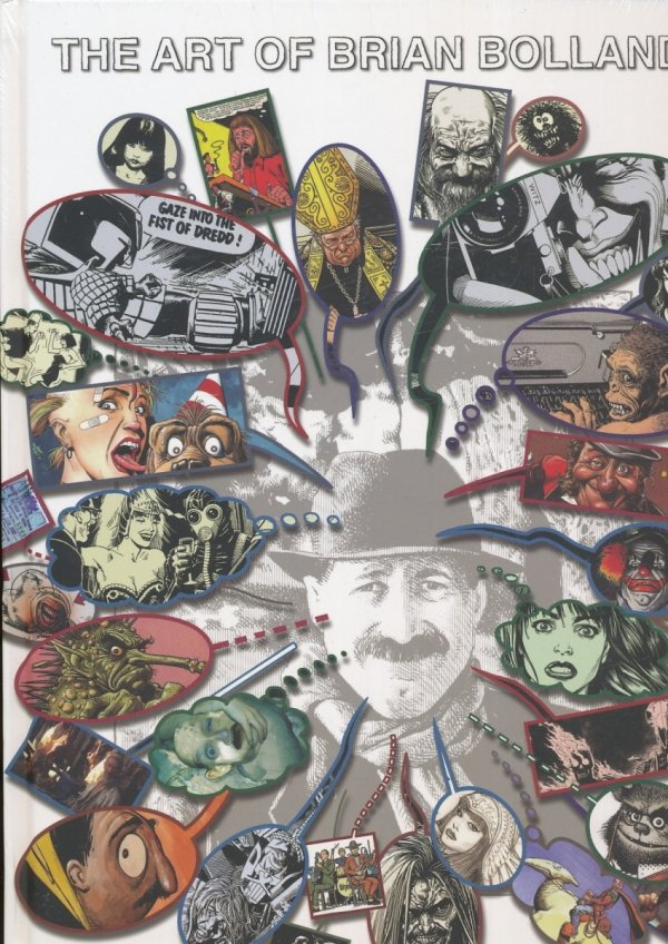 ART OF BRIAN BOLLAND HC