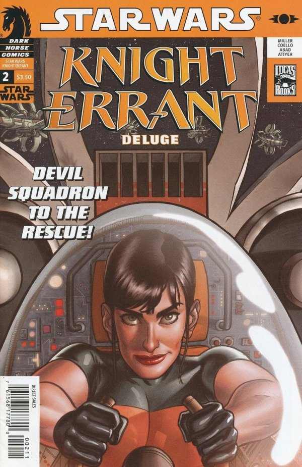 STAR WARS KNIGHT ERRANT DELUGE #2