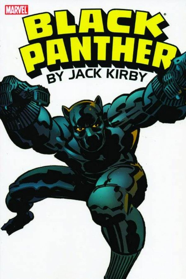 BLACK PANTHER BY JACK KIRBY VOL 01 SC *