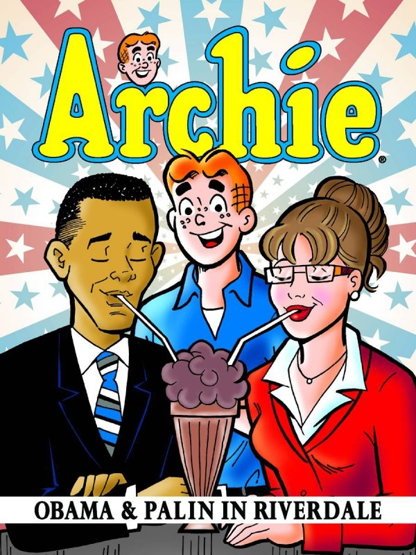 ARCHIE OBAMA AND PALIN IN RIVERDALE SC **