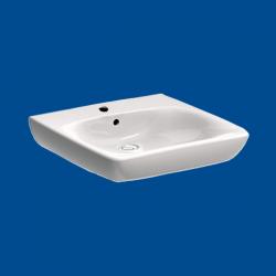 Umywalka dla osób niepełnosprawnych 65cmx55cm bez przelewu