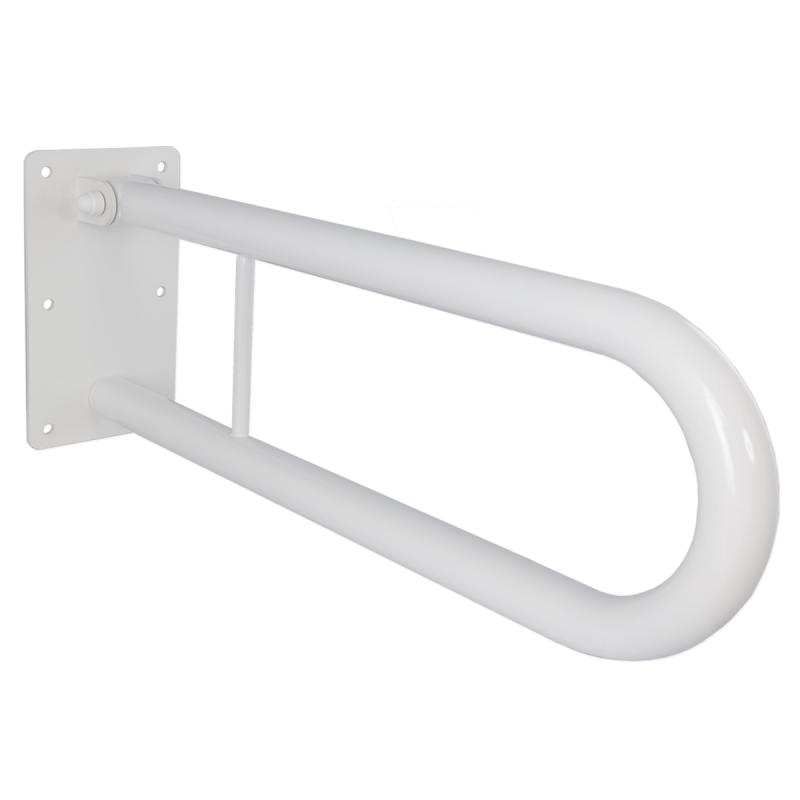 Uchwyt Uchylny dla Niepełnosprawnych 50cm biały fi32