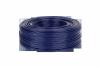 Kabel 2 x RCA-4mm niebieski