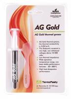 Pasta termoprzewodząca Gold 3g AG