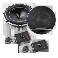 Kruger&Matz zestaw głośników samochodowych 6