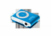 Odtwarzacz MP3 Quer (niebieski)