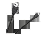 Kabel  wtyk USB typ A - wtyk micro USB 1.5m