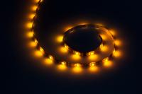 Sznur diodowy 1m żółty wodoodporny (30x5050SMD)