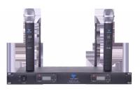 Mikrofon PLL-200 UHF 2 kanały (2 mikrofony do ręki)