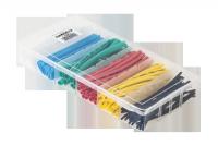 Zestaw rurek termokurczliwych 10cm kolor 7857