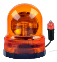 Lampa ostrzegawcza pomarańczowa 12V
