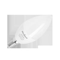 Lampa LED Rebel, świeca 3W, E14 3000K, 230V