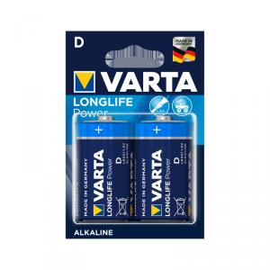 Bateria alkaliczna VARTA LR20 LONGLIFE 2szt./bl.