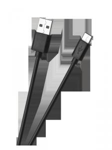 Kabel USB - USB typu C 1m Czarny