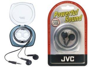 JVC  HA-F10C  Słuchawki