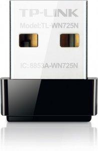 TP-LINK TL-WN725N Karta sieciowa bezprzewodowa NANO 150Mbps