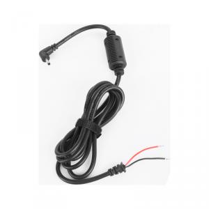 Wtyk 3,0/1,0 (19V/3,42 A) sieciowy z kablem do montażu Rebel