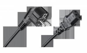 Kabel zasilający sieciowy do komputera 10m
