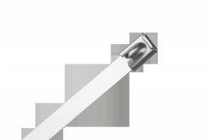 Opaska zaciskowa stalowa 35cm x 7.9mm
