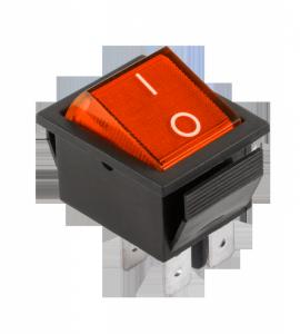Złącze przełącznik IRS-201-1A czerw
