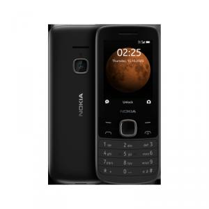 Telefon GSM Nokia 225 4G czarny
