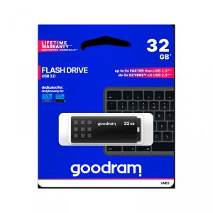 Pendrive Goodram USB 3.0 32GB czarny