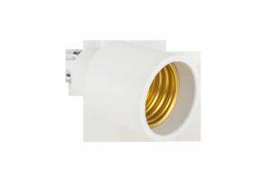 Adapter żarówki GU10/E27