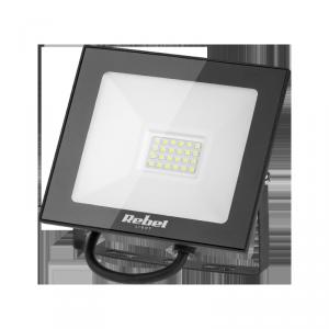 Reflektor LED  Rebel 20W (24x2835 SMD) 6500K, 230V