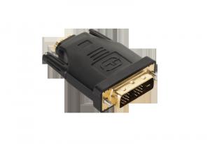 Złącze HDMI gniazdo-DVI wtyk 18+1