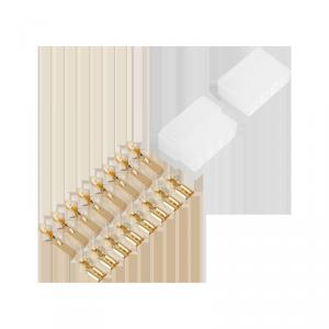 Obudowa konektorów 8kr wtyk+gniazdo