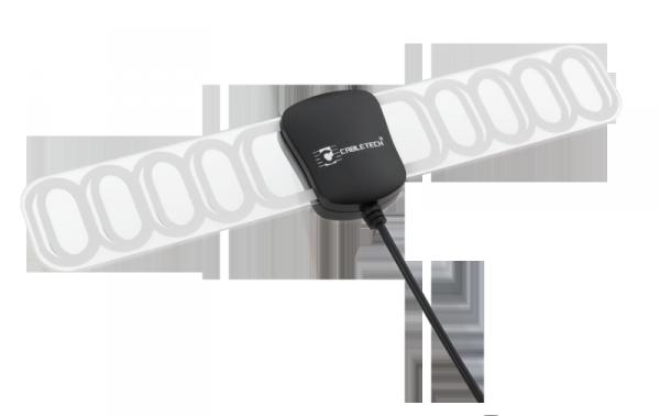 Antena samochodowa do cyfrowej telewizji naziemnej DVB-T Cabletech model ANT0525