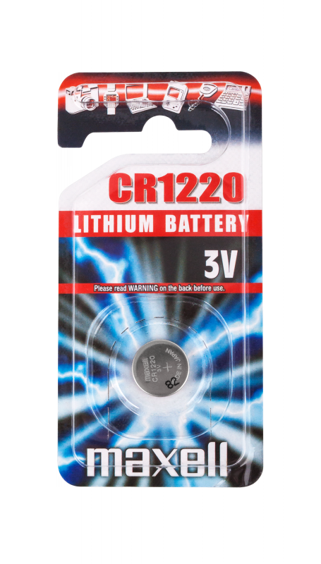 Bateria Maxell CR1220