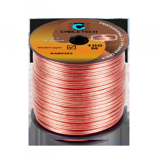 Kabel głośnikowy 0,35mm