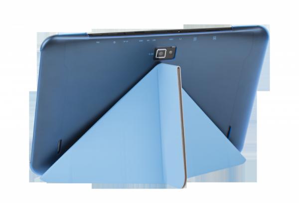 """Etui Smart Flip Cover niebieskie na tablety 10,1""""  Kruger&Matz z serii KM1060 oraz KM1064"""