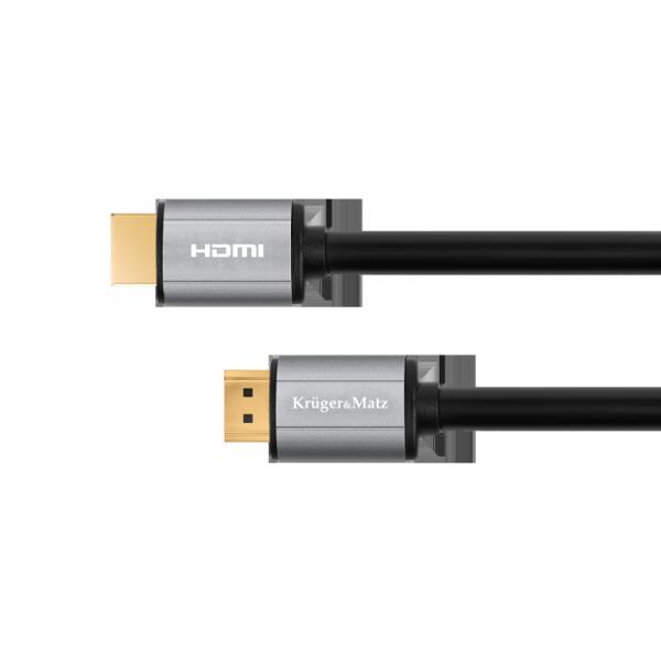 Kabel HDMI-HDMI 15m Kruger&Matz Basic