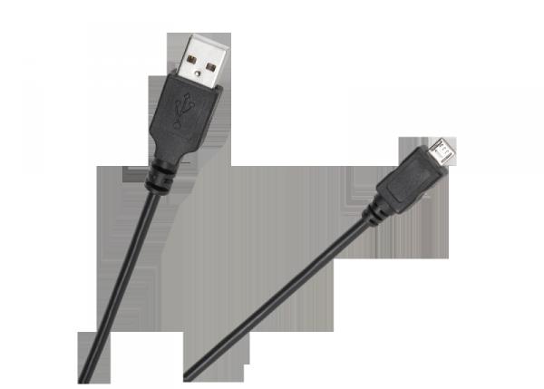 Kabel  wtyk USB typ A - wtyk micro USB  CA-101