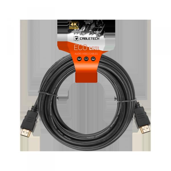 Kabel  HDMI - HDMI 2.0 4K 20m Cabletech Eco Line