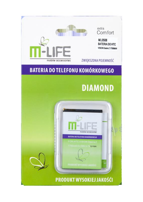 Bateria M-LIFE do HTC Vision Desire Z