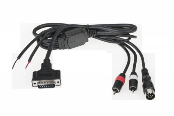 Kabel do cyfrowej zmieniarki Peiying PY-EM02 Panasonic
